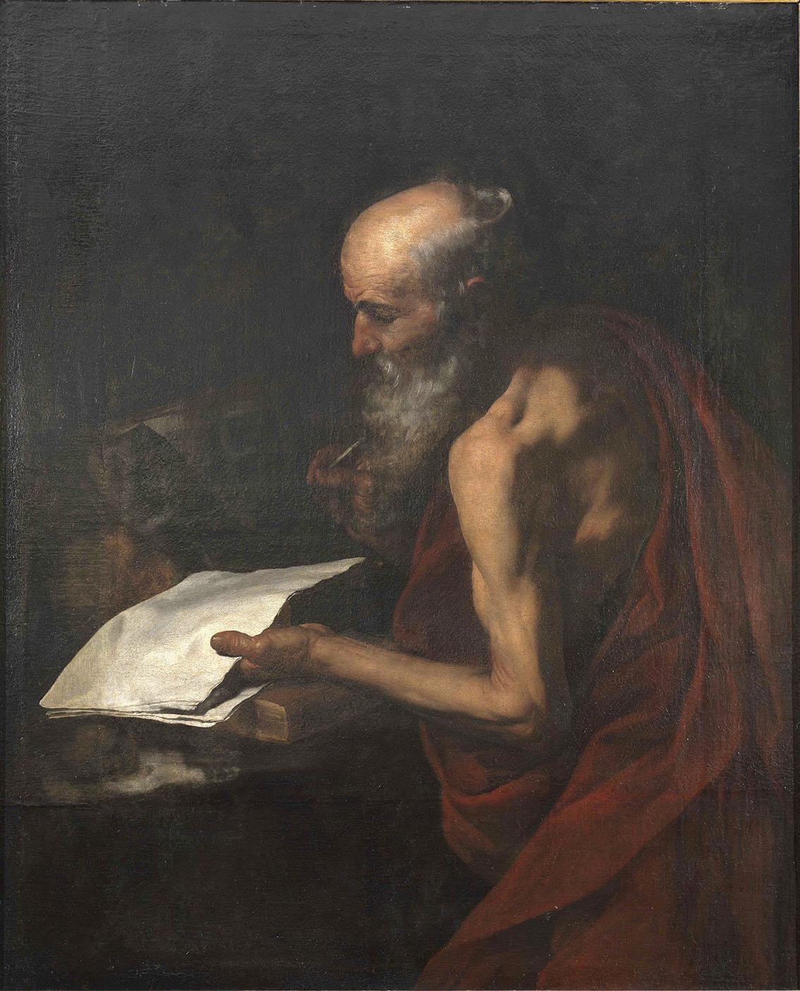 San Jerónimo venda