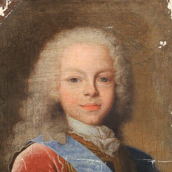 Retrat de Fernando VI nen