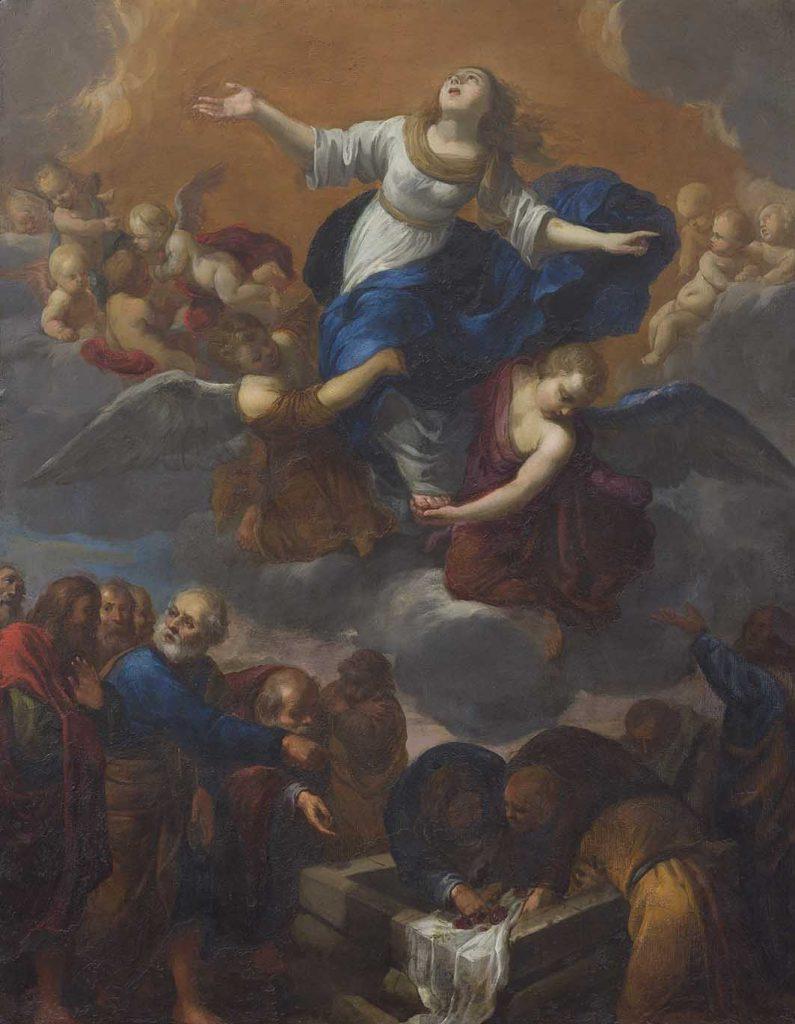 Assumpció de la Mare de Déu