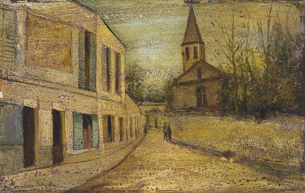 Iglesia de Vaux-de-Cernay