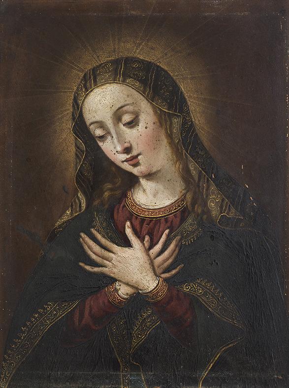 Virgen Anunciada
