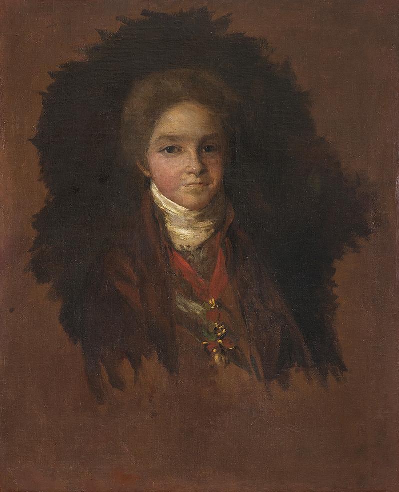 Retrat de l'Infant Carles Maria Isidre de Borbó