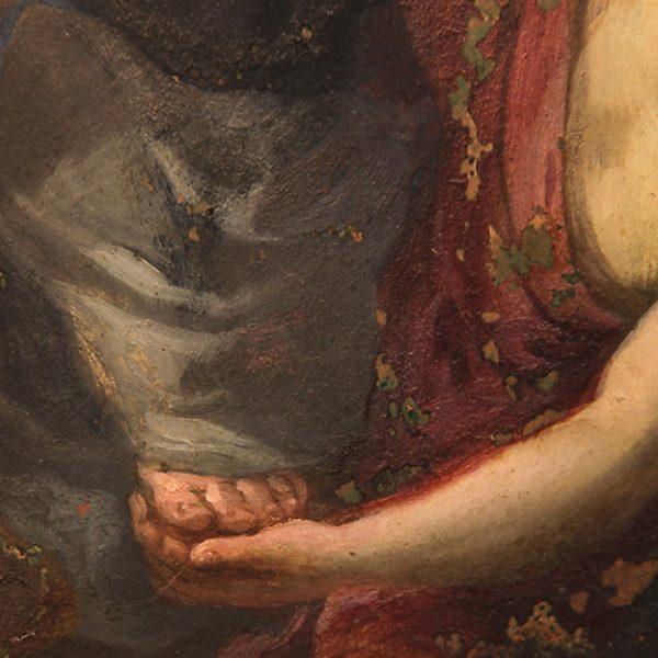 Restauración Asunción de la Virgen María
