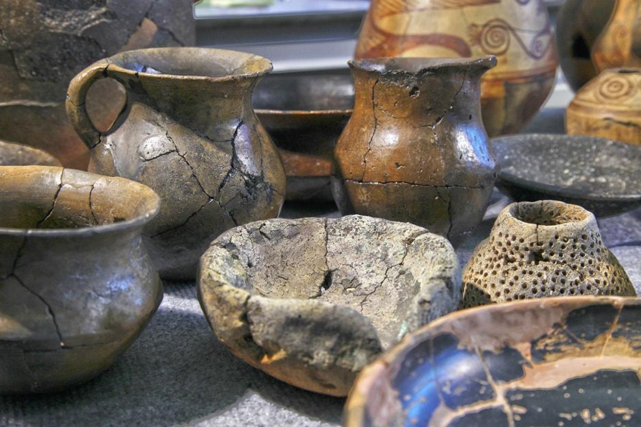 Restauració arqueològica