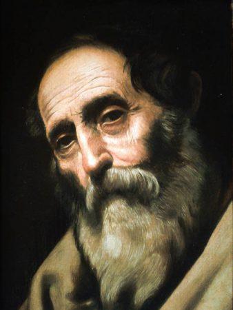 Sant Bartolomeu còpia de José de Ribera