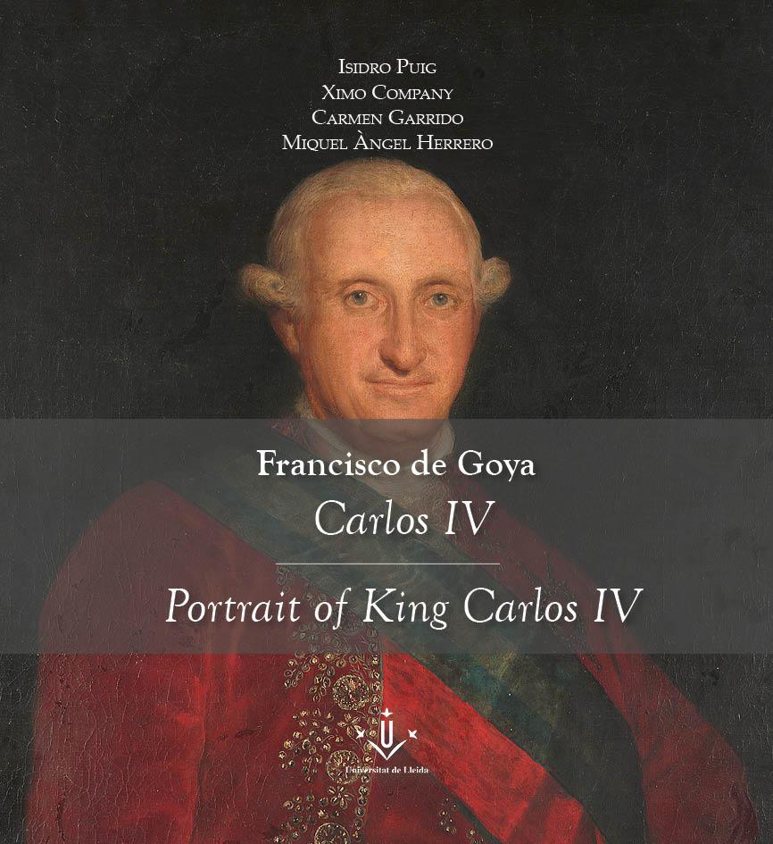 libro Francisco de Goya