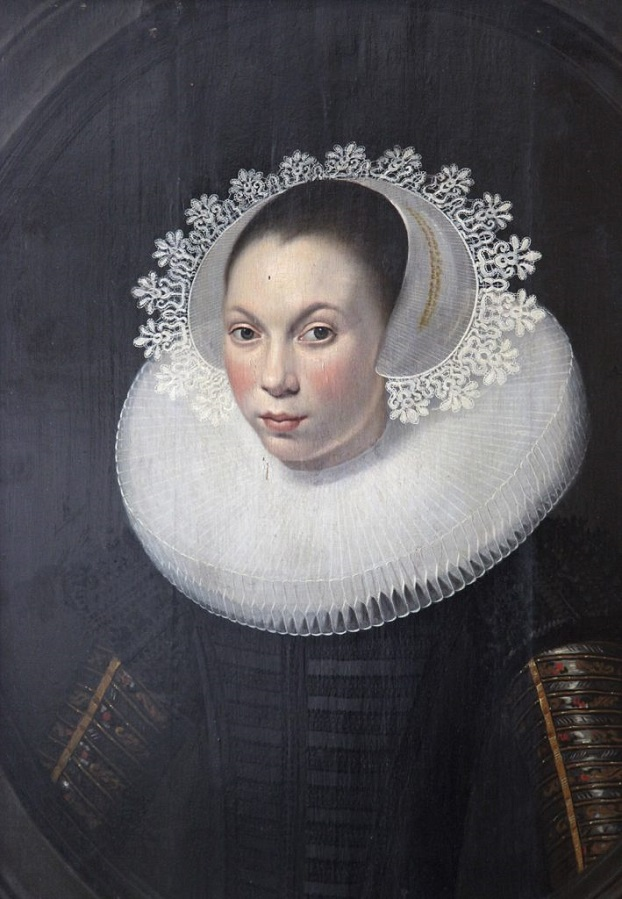 Portrait for a woman