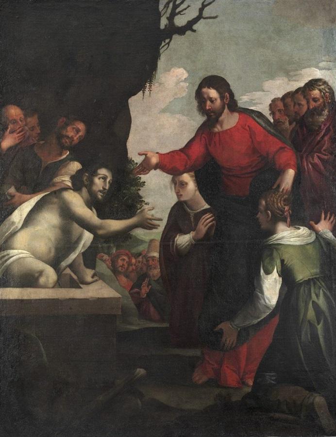 Resurrecció de Llàtzer