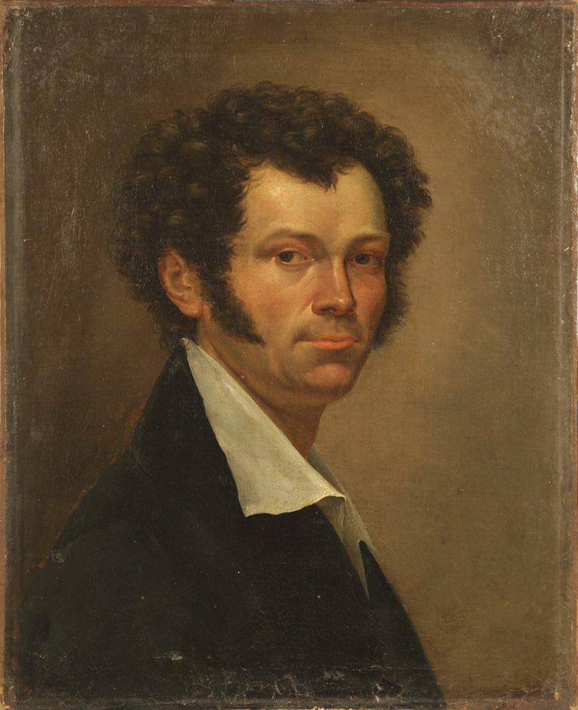 Retrato de caballero
