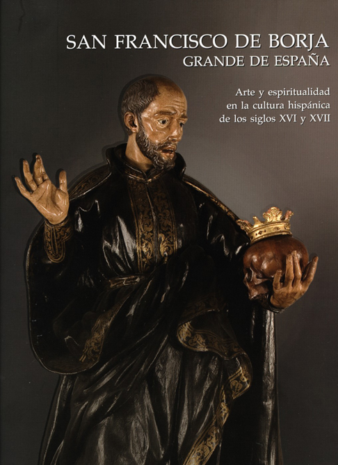 Libro San Francisco de Borja