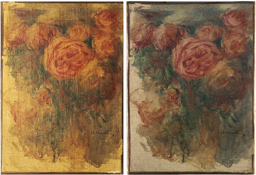 restauración Ramo de flores