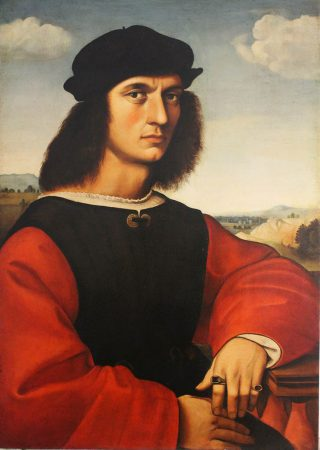 Reproduction of Agnolo Doni
