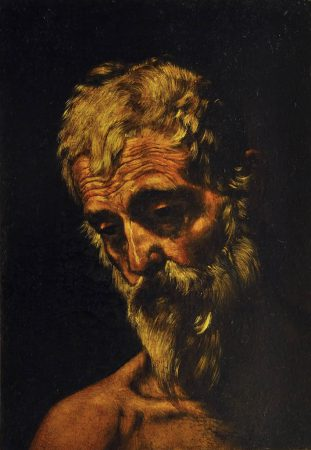 Reproduction of Saint Andrew