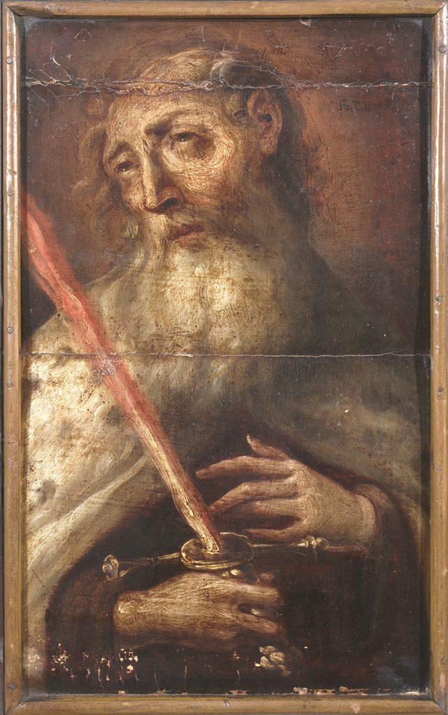 St. Elijah - adriano - Leon