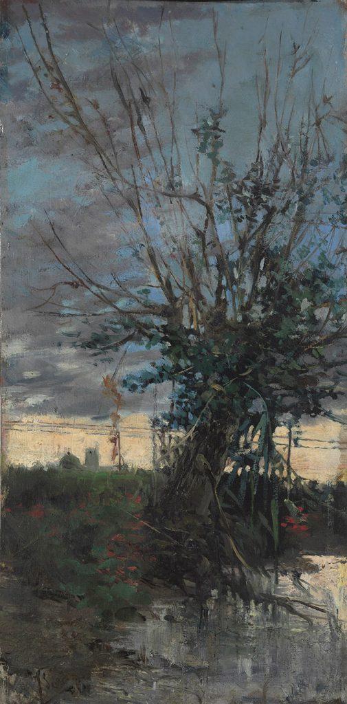 landscape author Joaquin Sorolla