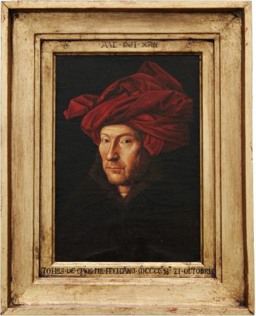 Copy after Jan Van Eyk