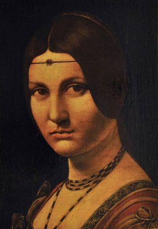 reproducción de La-Belle-Ferronie-Leonardo