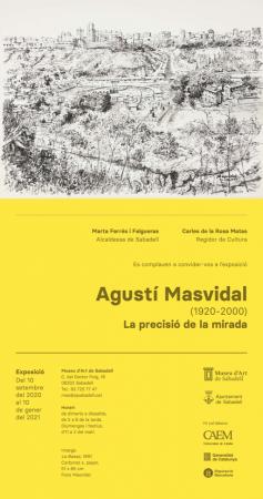 Agustí Masvidal