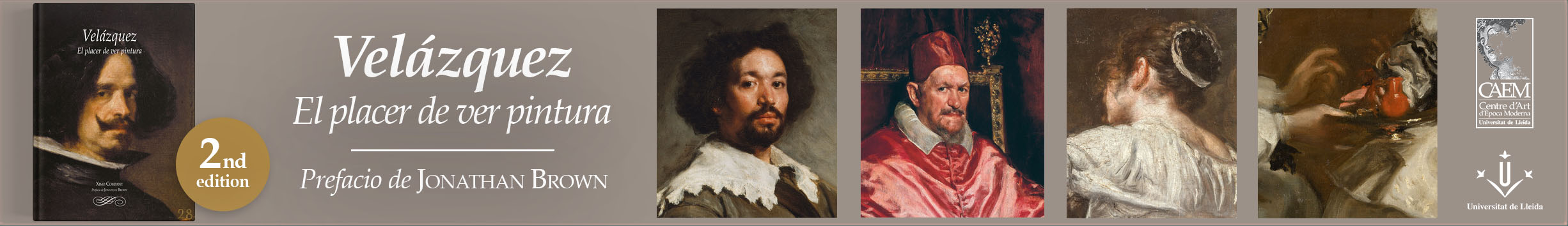 Velázquez el placer de ver pintura