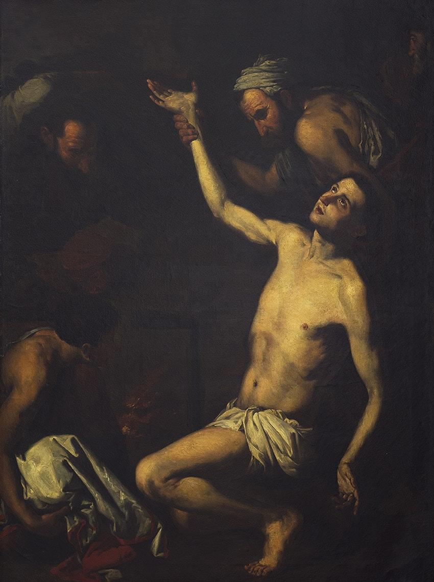 venda del Martiri de Sant Llore