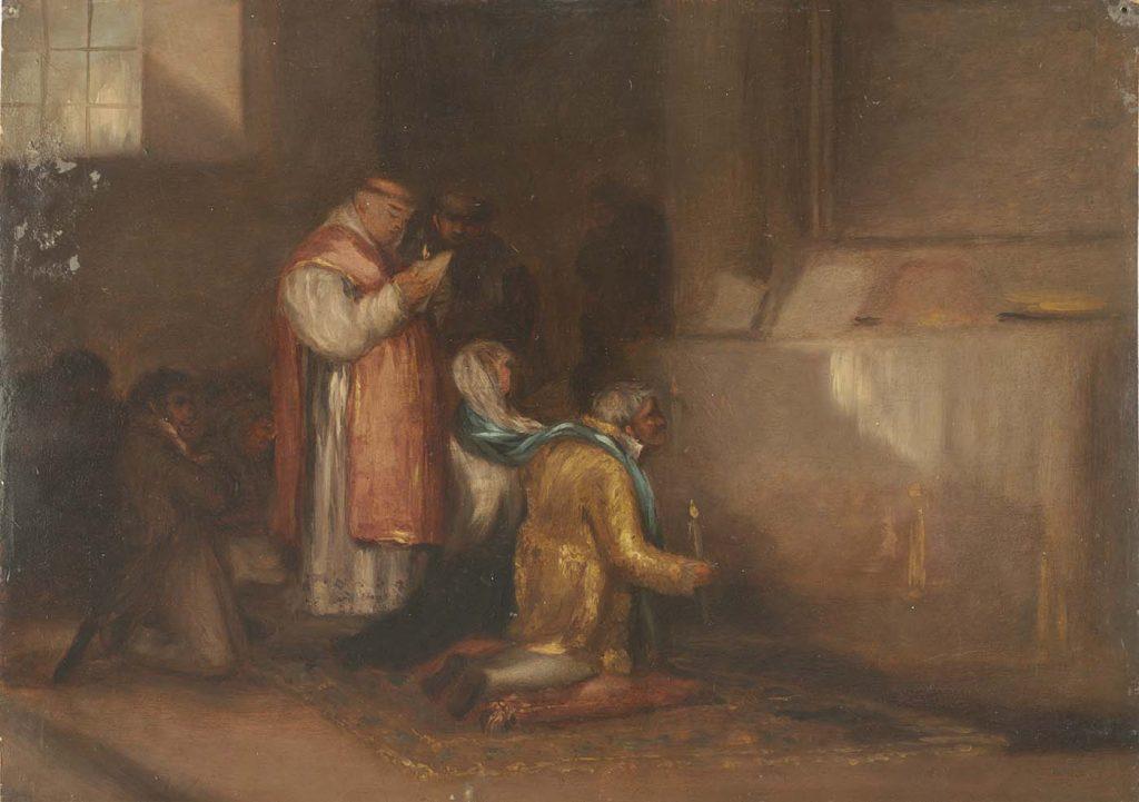 Atribuible a Eugenio Lucas Velázquez