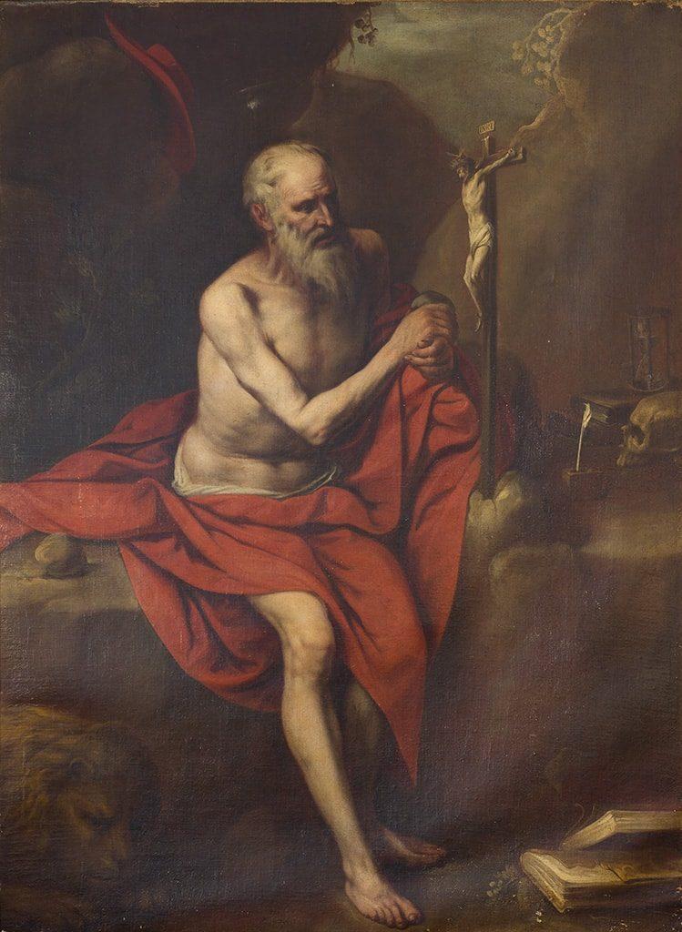 San Jerónimo penitente