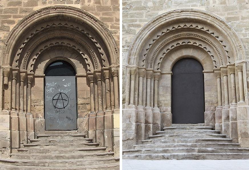 estauració de Sant Martí, Lleida