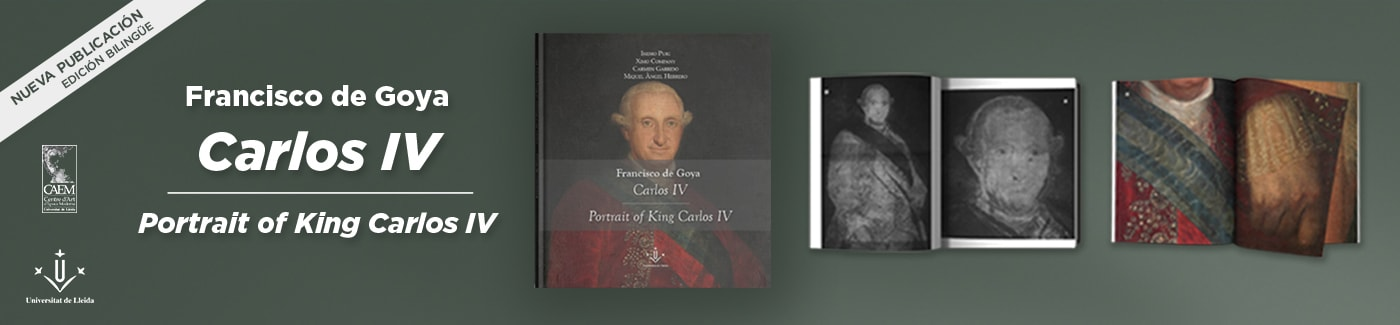 banner Francisco de Goya. Carlos IV / Portrait of King Carlos IV