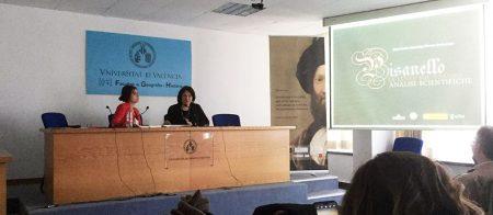 CAEM al seminari internacional L'essenciale è invisibile agli occhi: indagini sulla pittura in Italia tra Rinascimento e Barocco celebrat a la Universitat de València