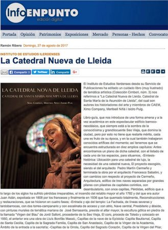 catedral de Lleida a infopunto diari