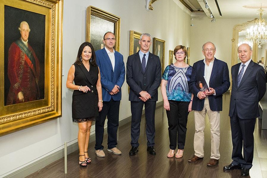 El Museu Goya de Saragossa exhibirà el retrat de Carles IV